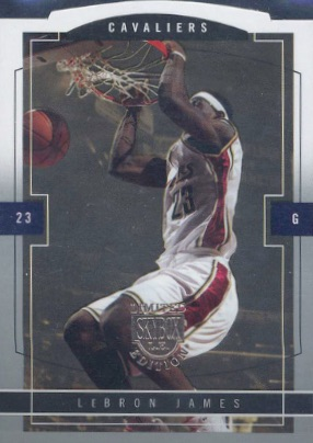 LBJ Heads to LA! Top LeBron James Rookie Cards of All-Time 2