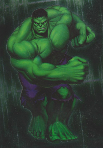 Hulk Trading Cards Guide and History 4