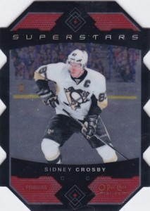 2015-16 O-Pee-Chee Platinum Hockey Superstars Crosby