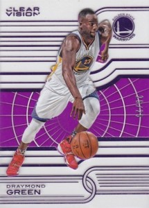 2015-16 Panini Clear Vision Basketball Base Purple