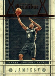 2015-16 Panini Excalibur Basketball Cards 32
