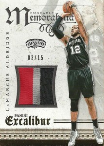 2015-16 Panini Excalibur Basketball Cards 34