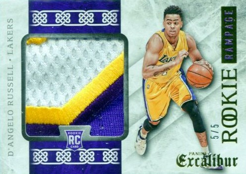 2015-16 Panini Excalibur Basketball Cards 38