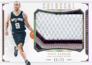2015-16 Panini National Treasures Basketball Cards 26