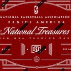 2015-16 Panini National Treasures Basketball Cards