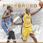 2015-16 Panini Preferred Basketball Cards