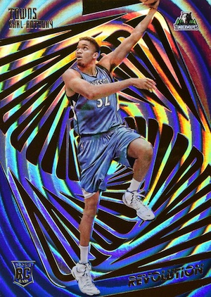 Karl-Anthony Towns Rookie Cards Checklist and Gallery 34