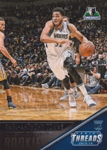 Karl-Anthony Towns Rookie Cards Checklist and Gallery 39