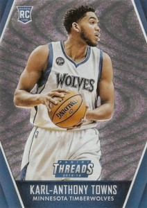 Karl-Anthony Towns Rookie Cards Checklist and Gallery 42