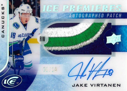 2015-16 Upper Deck Ice Hockey Cards 25
