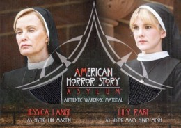 2016 Breygent American Horror Story Asylum Trading Cards 27