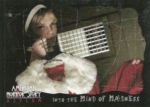 2016 Breygent American Horror Story Asylum Into the Mind of Madness Insert