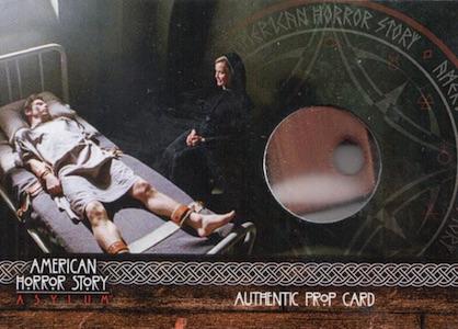 2016 Breygent American Horror Story Asylum Trading Cards 30