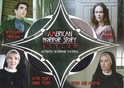 2016 Breygent American Horror Story Asylum Trading Cards 29