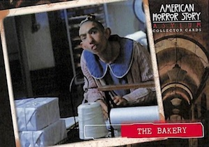 2016 Breygent American Horror Story Asylum Welcome to Briarcliff Chase Insert