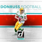 2016 Donruss Football Cards - Factory Set