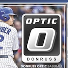 2016 Donruss Optic Baseball Cards