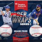 2016 Fanatics Authentic Under Wraps Series 1 Autographed Baseball