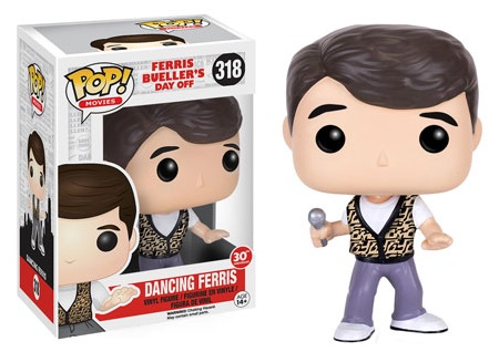 Funko Pop Ferris Bueller's Day Off Vinyl Figures 22