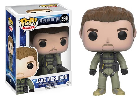 2016 Funko Pop Independence Day Resurgence Vinyl Figures 21