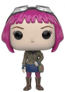 2016 Funko Pop Scott Pilgrim Vinyl Figures 334 Ramona Flowers 1