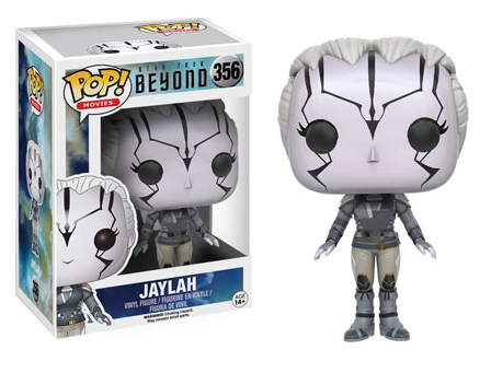 2016 Funko Pop Star Trek Beyond 356 Jaylah