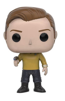 2016 Funko Pop Star Trek Beyond Captain Kirk