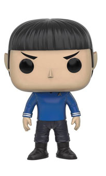 2016 Funko Pop Star Trek Beyond Spock