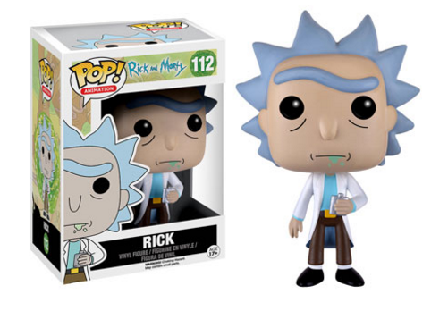Ultimate Funko Pop Rick and Morty Figures Checklist and Gallery 3
