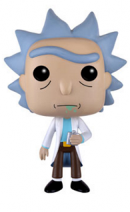 Ultimate Funko Pop Rick and Morty Figures Checklist and Gallery 1