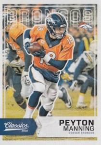 2016 Panini Classics Football Base Peyton Manning