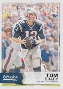 2016 Panini Classics Football Base Tom Brady