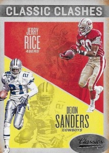 2016 Panini Classics Football Cards - SP Odds and Print Runs 28