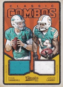 2016 Panini Classics Football Cards - SP Odds and Print Runs 29