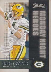 2016 Panini Classics Football Cards - SP Odds and Print Runs 33