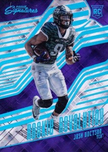 2016 Panini Prime Signatures Football Rookie Revolution Doctson