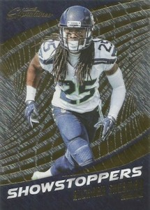 2016 Panini Prime Signatures Football Showstoppers