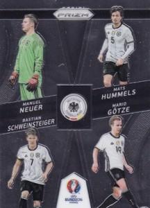 2016 Panini Prizm Euro Soccer Cards 28