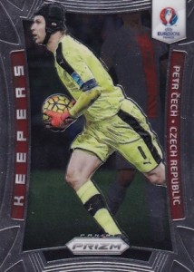 2016 Panini Prizm Euro Keepers Cech