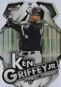 2016 Topps Finest Careers Die-Cut Ken Griffey Jr.