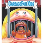 2016 Topps Garbage Pail Kids Prime Slime TV Preview Stickers