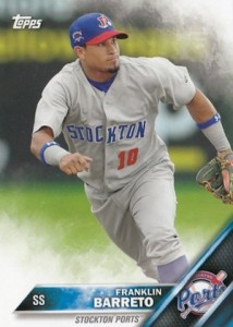 Complete 2016 Topps Pro Debut Baseball Variations Guide 19