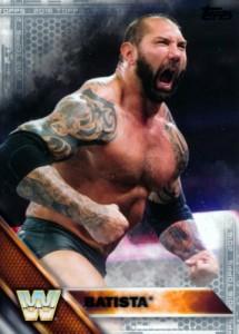 2016 Topps WWE Wrestling Cards 25