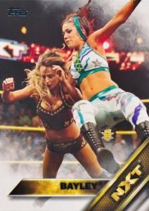 2016 Topps WWE NXT Bayley