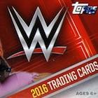 2016 Topps WWE Wrestling Cards