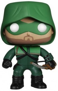 Funko Pop Arrow Vinyl Figures 207 The Arrow