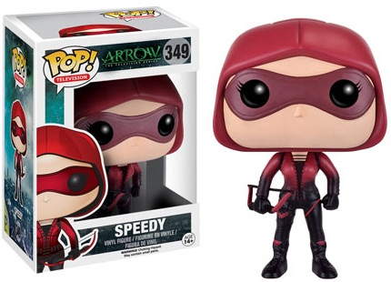 Funko Pop Arrow Vinyl Figures 349 Speedy