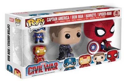 Ultimate Funko Pop Spider-Man Figures Checklist and Gallery 98