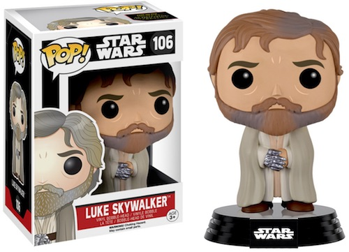 Funko Pop Star Wars 106 Luke Skywalker Force Awakens