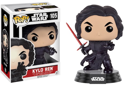 Ultimate Funko Pop Star Wars Figures Checklist and Gallery 132